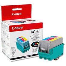 ראש דיו מקורי צבעוני CANON BC61