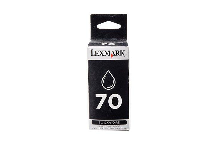 ראש דיו שחור מקורי (70) Lexmark 12A1970