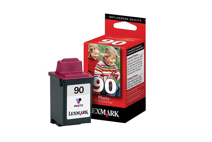 ראש דיו פוטו אופטרה מקורי (90) Lexmark 12A1990