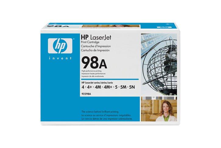 טונר מקורי (HP 98A (92298A