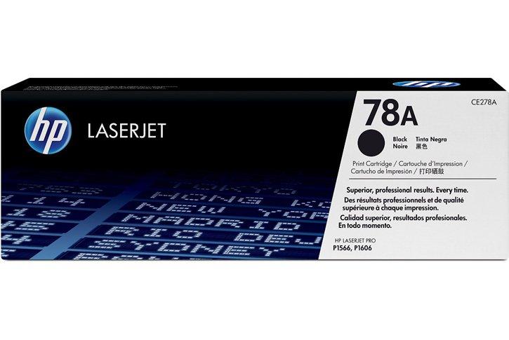 טונר מקורי HP CE278A