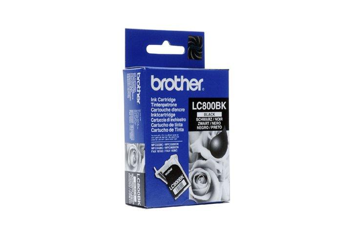 מיכל דיו מקורי שחור BROTHER LC800BK