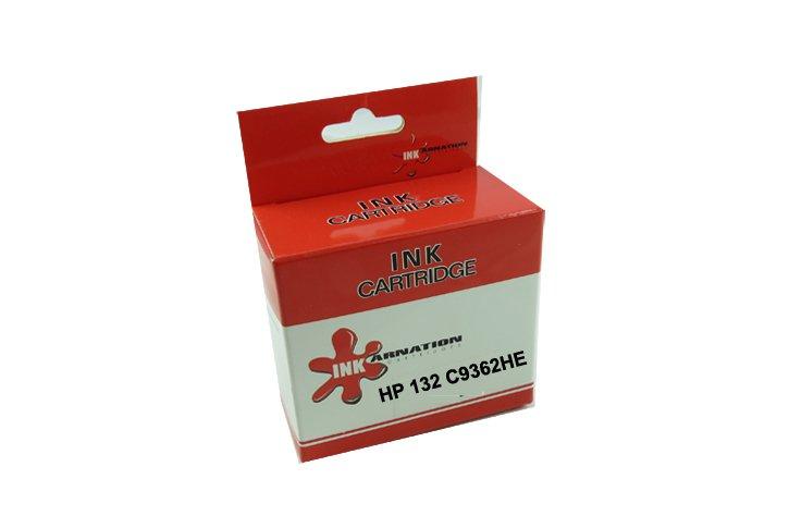 ראש דיו תואם שחור HP C9362HE-132