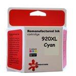 CD972AE /no.920XL Cyan חליפי לכ-700 דף
