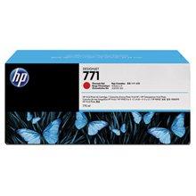 מילוי דיו מקורי HP 771 Chromatic Red CR251A