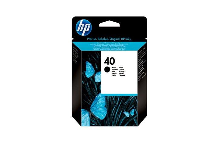 ראש דיו שחור מקורי HP 51640A