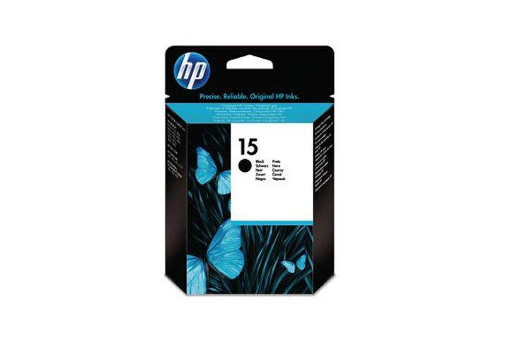 ראש דיו שחור מקורי HP 6615D