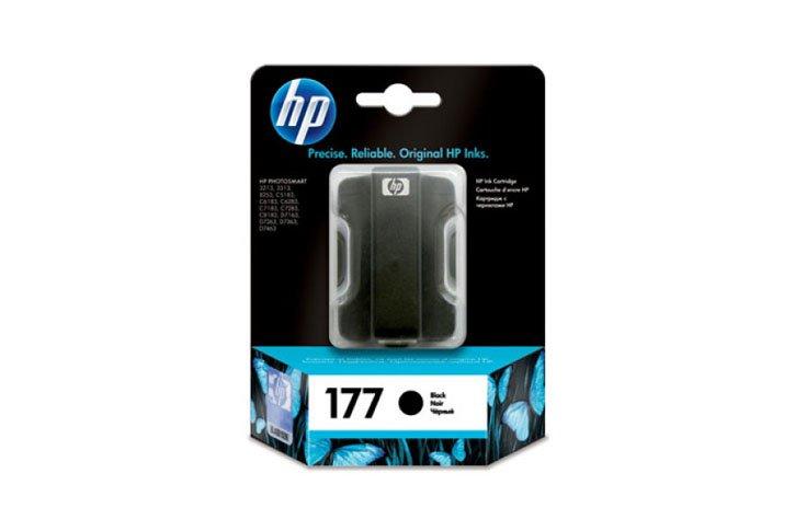 ראש דיו שחור מקורי HP C8721HE