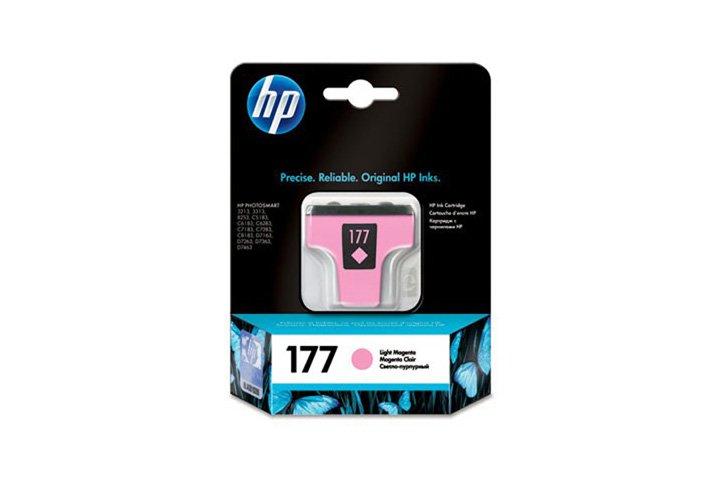 ראש דיו מגנטה לייט מקורי HP C8775HE-177