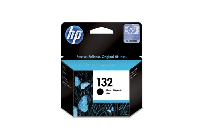 ראש דיו מקורי שחור HP C9362HE - 132