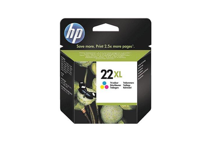 ראש דיו שחור מקורי (HP C9352CE (22XL