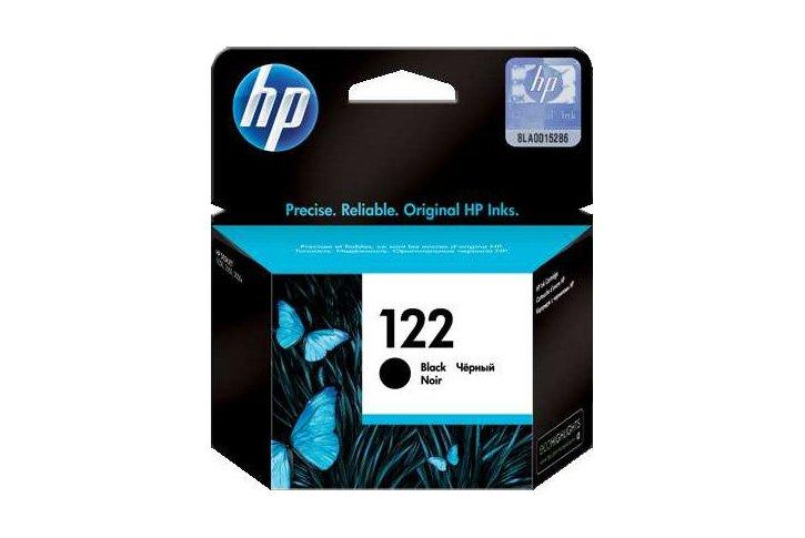 ראש דיו מקורי שחור (122) HP CH561HE