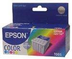 ראש דיו אפסון מקורי צבעוני  T001