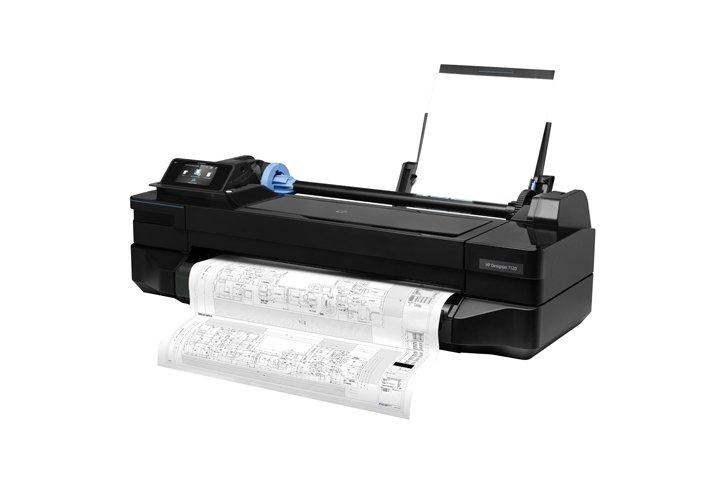 מדפסת HP Designjet T120 ePrinter-CQ891A