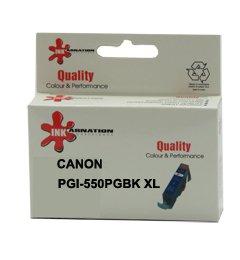 ראש דיו גדול תואם שחור CANON PGI-550PGBK XL