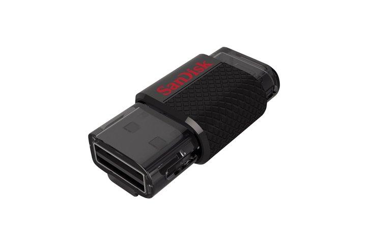 זכרון SanDisk Ultra Dual USB Drive נפח 16GB