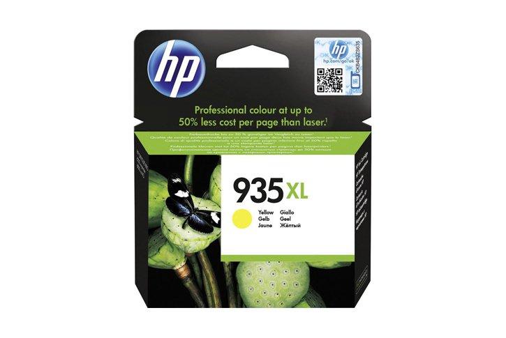 ראש דיו צהוב מקורי (HP C2P26AE (935XL
