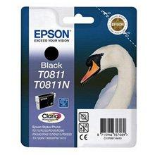 ראשי דיו שחור מקורי EPSON T0811