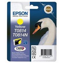 ראשי דיו צהוב מקורי EPSON T0814