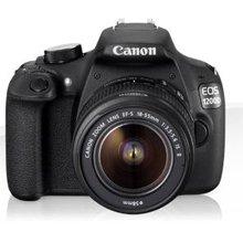 מצלמה דיגיטלית קנון CANON EOS 1200D עדשה 18-55 מ``מ קרט