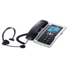 טלפון שולחני STARLINE GCE6097 צג שיחה מזוהה ומערכת ראש