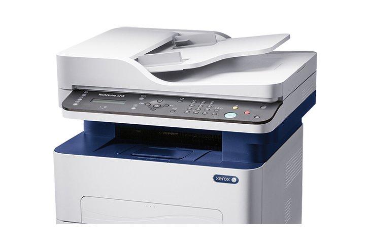 מדפסת Xerox WorkCenter 3215/NI