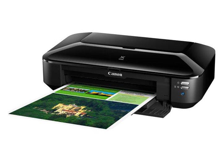 מדפסת הזרקת דיו Canon Pixma iX6850