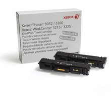אריזה זוגית טונר שחור מקורי XEROX 106R02782