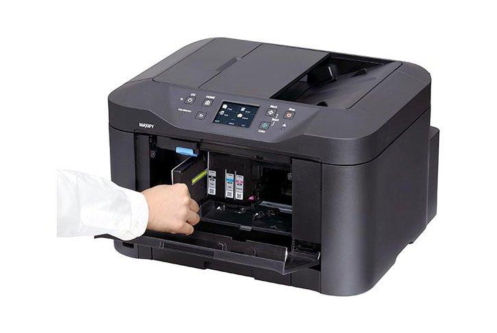 מדפסת משולבת הזרקת דיו Canon MAXIFY MB5050