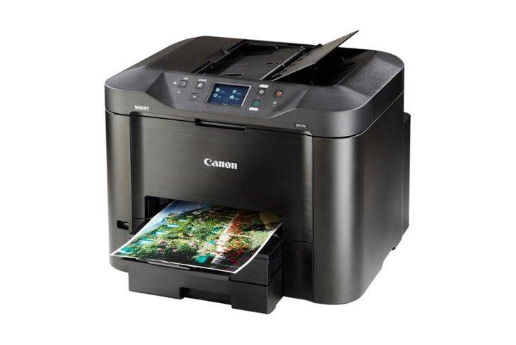 מדפסת משולבת הזרקת דיו Canon MAXIFY MB5350