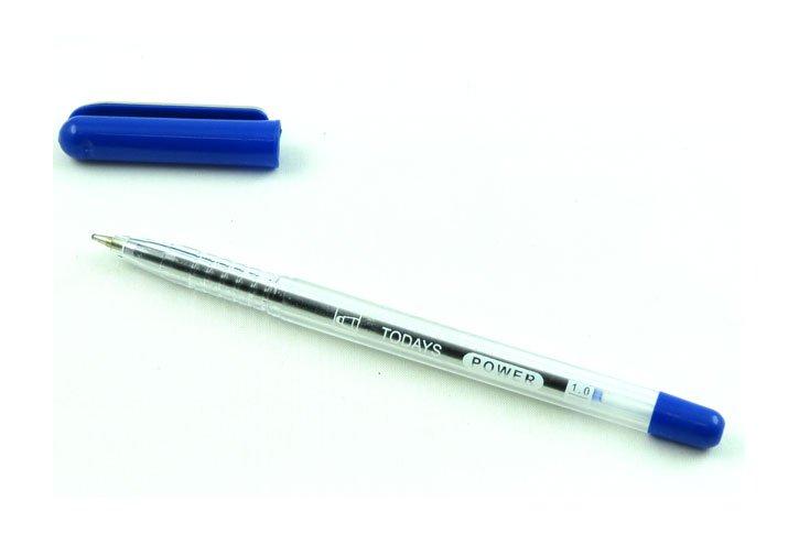 עט חד פעמי איכותי - TODAY`S POWER קופסא