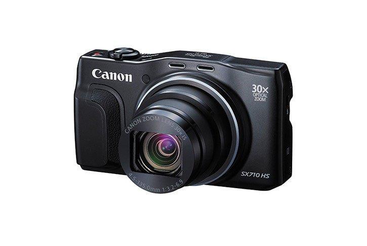 מצלמה דיגיטלית קנון  CANON POWERSHOT SX710 קרט