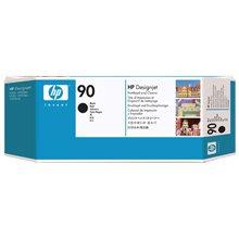 דיו למדפסת HP C5054A- Black (90) Printhead and Printhead Cleaner