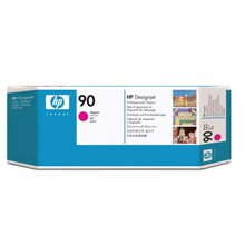 דיו למדפסת HP C5056A-Magenta (90) Printhead and Printhead Cleaner