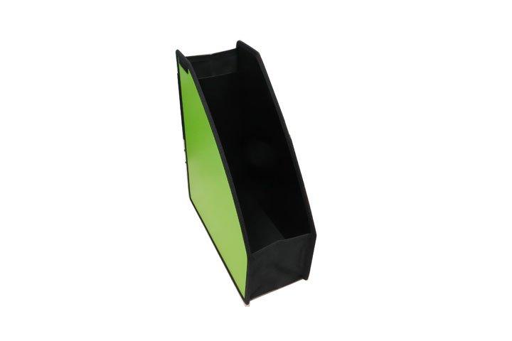 קופסא לקטלוג פלסטיק 502404 - 01320  PP
