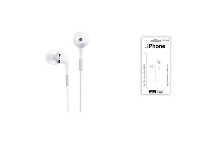אוזניות דיבורית איכותיות עבור אייפון  SIGMA SIIP 7004