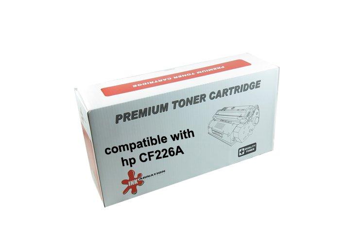 טונר חליפי HP - CF226A לכ3100 דף