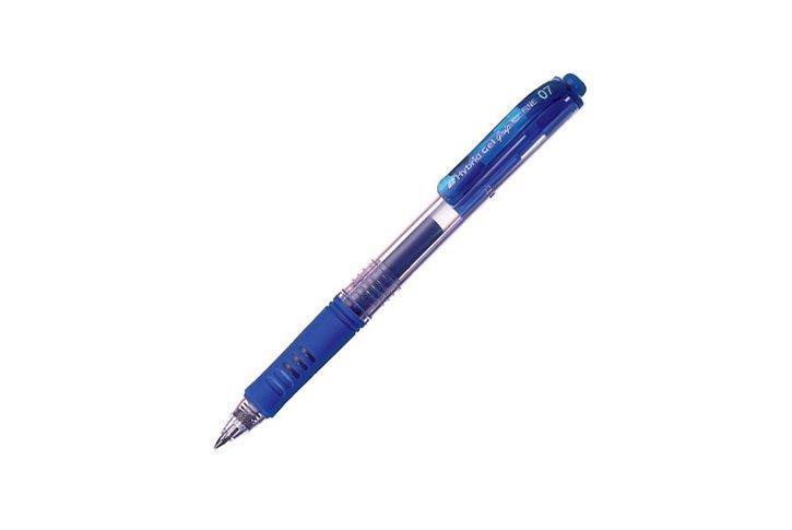 עט ג`ל 0.7 מ``מ עם לחצן וגריפ PENTEL K157