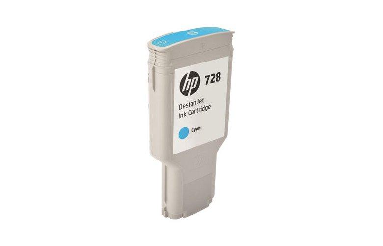 דיו למדפסת (HP 728 300-ml Cyan DesignJet (F9K17A