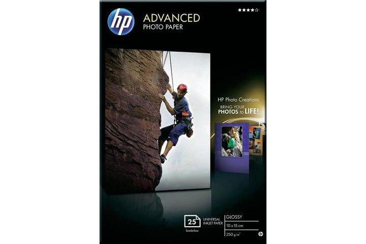 נייר צילום מבריק  A6 HP Premium Plus- Q8691A