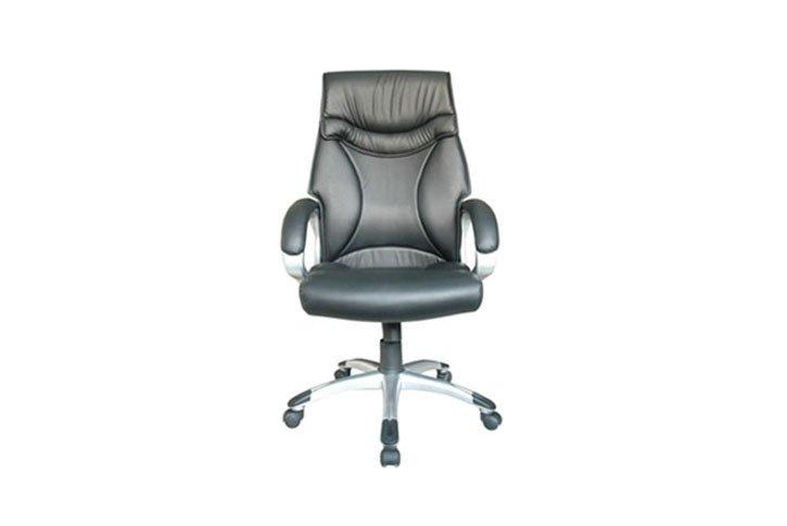 כסא מנהלים פרח - גב גבוה עור סנטטי