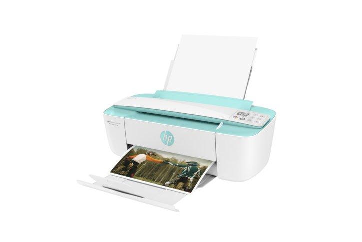מדפסת הזרקת דיו משולבת HP DeskJet Ink Advantage 3785 All-in-One T8W46C
