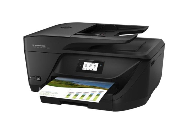 מדפסת משולבת HP Officejet 6950 P4C78A