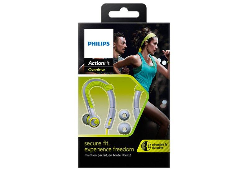 אוזניות חוטיות Philips SHQ3300-ירוק