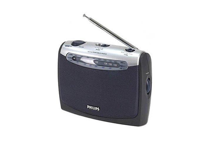 מערכת שמע ניידת Philips AE2160