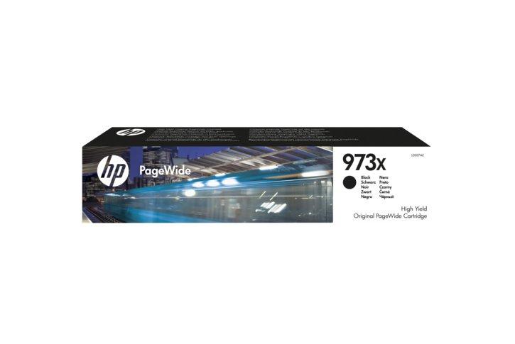 ראש דיו שחור מקורי HP 973XL L0S07AE