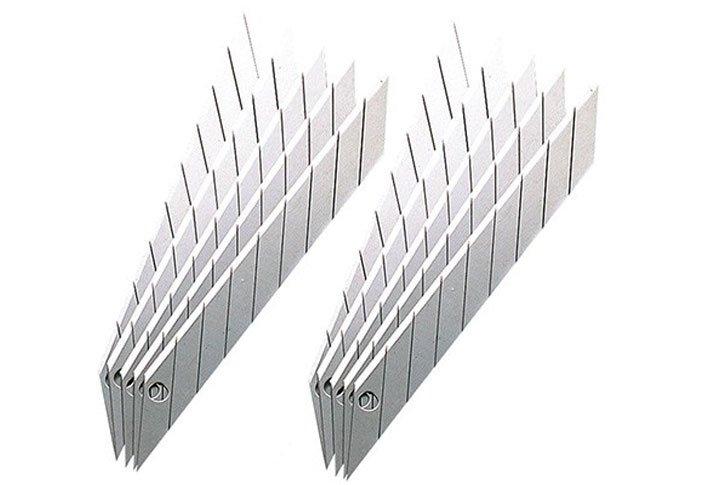 10 להבים לסכין יפני צר  30 מעלות SDI