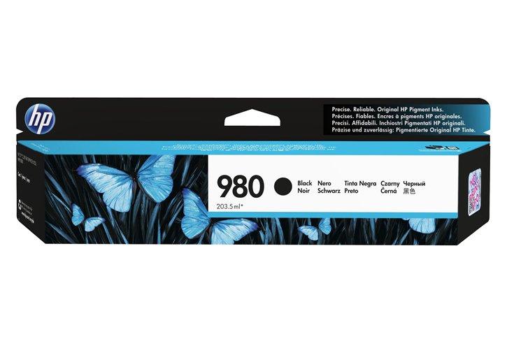 ראש דיו שחור מקורי (HP 980(D8J10A