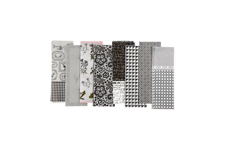 מגזרות נייר מסדרת עיצוב Vivi Gade-Paris