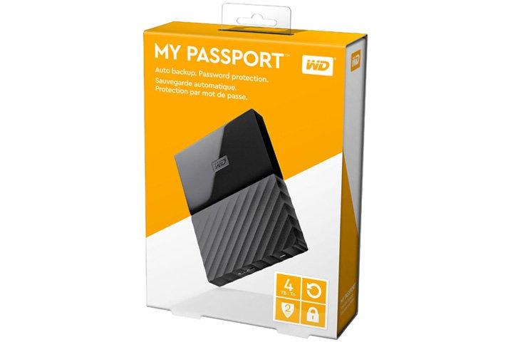 כונן קשיח חיצוני Western Digital WDBYFT0040B 4TB